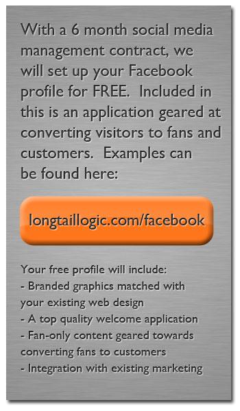 Facebook Marketing Management from Ann Arbor, MI